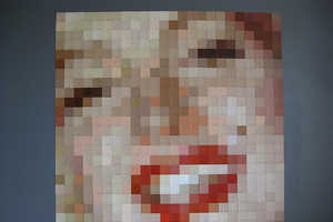 Nite Kongtahworn Samples Benjamin Moore to Create Marilyn Monroe
