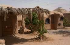 Eco Desert Adobes - Kibbutz Lotan is a Sustainable Oasis Community