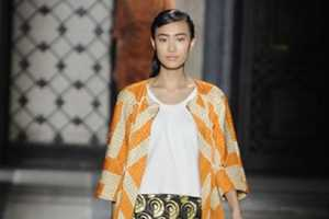 Dries Van Noten Spring 2010 RTW is All About Mixing & Mismatching