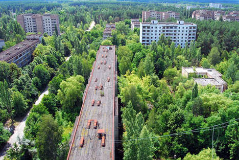 Nuketography Photojournals - The Chernobyl Photoessay Proves Why Nuclear Fallouts are Bad