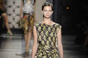 The Dries Van Noten Spring 2010 Makes Use of Picasso
