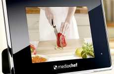 Take-Home Chefs - 'Media Chef' Brings Cooking Class Right into Your Kitchen