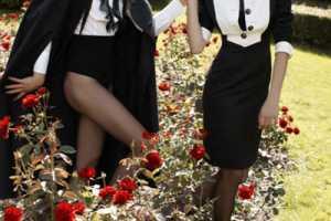 A Fashionable Tutorial by Aldona Karczmarczyk for Polish Elle