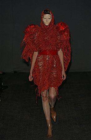 Knitted Monster Fashion