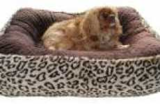 Haute Canine Rests - The Puppy Hugger Luxury Dog Beds Keep Fido Happy