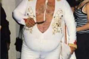 Fat Elvis Imitators Outweigh the King