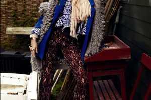 Model Marloes Horst by Marcin Tyszka for L'Officiel NL