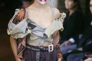 The Vivienne Westwood Spring 2010 Collection Shocks the Audience