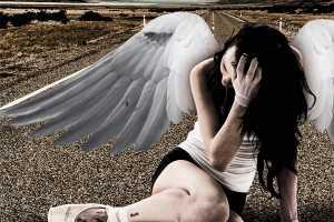 Matteo Rosin Captures Hot Heavenly Sadness