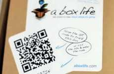 Repackaging Communities - 'A Box Life' Tracks the Lives of Reused Cardboard Shipping Boxes