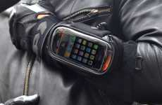 Easy Rider iPhone Cases - The iBike Rider Lets Motorcyclists Stay Connected on the Road