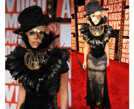 30 Outlandish Lady Gaga Outfits
