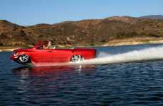 Rapid Car-Boat Hybrids