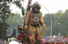 Royal de Luxe Unleashes Giant Puppets in Berlin