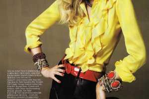 Vogue UK Showcases the 'Greatest Hits'