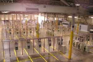 Nissan Leaf EVs & Power Infrastructiure Installations