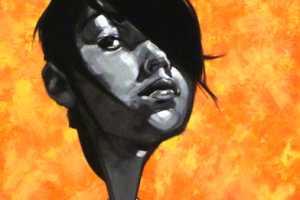 'Canvas' by Stamatis Laskos Features Disproportionate Portraits