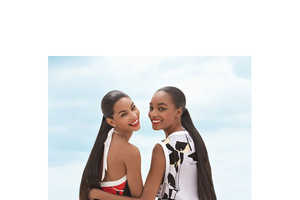 It Takes Two for 'Double Whammy' in Teen Vogue