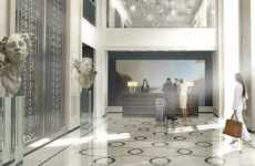 Lavish Hi-Tech Hotels - Touch Screen Phones and TV Mirrors at the Chicago Elysian Hotel