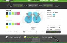 Personalized Flip-Flops