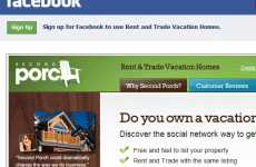 Facebook House Swaps - Use the Facebook Shared Porch to List and Rent Vacation Homes