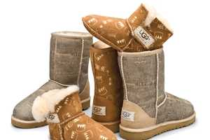 The Limited Edition 'Where the Wild Things Are' UGGs for Kids