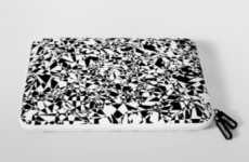 Designer Laptop Cases - The Bold Incase MacBook Sleeve by Gareth Pugh