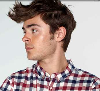 Mop-Top Haircuts - Zac Efron's Hair is Shaggy and Overgrown for Nylon Guys Photoshoot