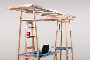 Maciek Wojcicki Workstation Perfectly Suits User Needs