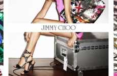 Jimmy Choo Competition Raises Awareness About HIV and Rape