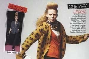'Multiple Choice' in Teen Vogue Shows Fall's Hotte