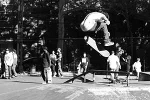 Harold Hunter Captures Park Boarders Through the Lens