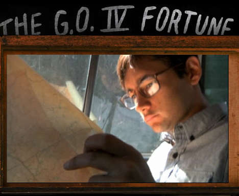 Online Expedition Contests - Wieden Kennedy and Levi's Launch Intricate 'Go Forth' Campaign