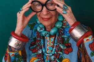 Iris Apfel is Celebrated at the Peabody Essex Museum