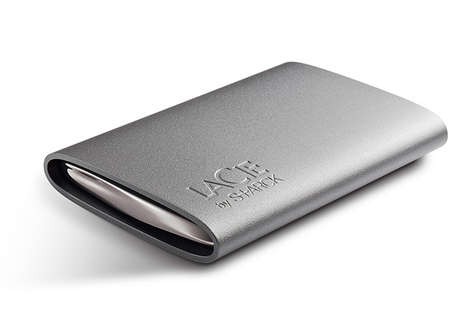 Stylish External Hard Drives