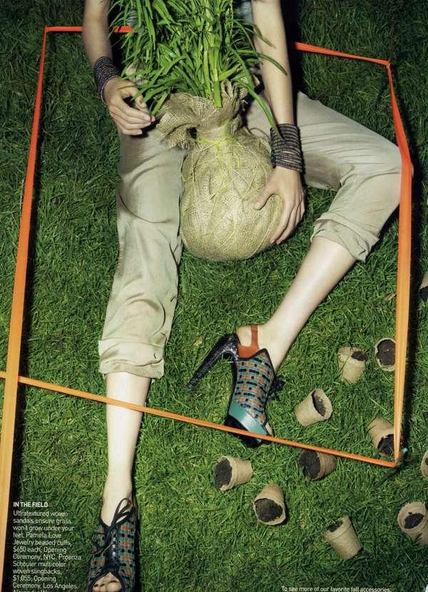 Guerrilla Gardening Photoshoots 2
