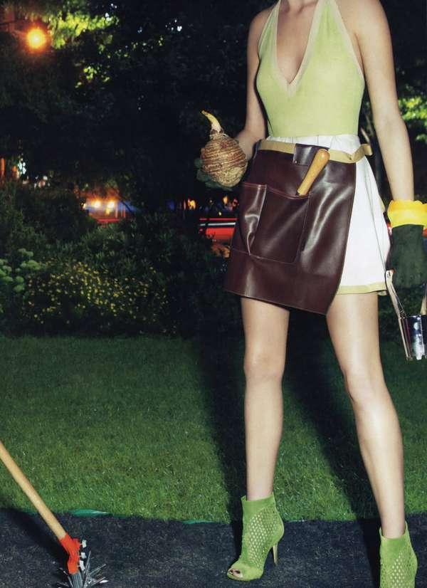 Guerrilla Gardening Photoshoots 4