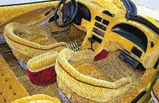 Crazy Car Interiors