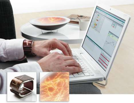 Emotion-Detecting Office Gadgets - The Rationalizer Tells You to Chill When Your Temper Flares