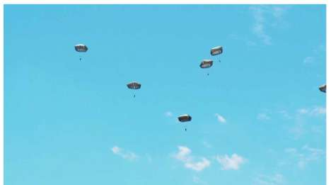 Airborne Army Upgrades