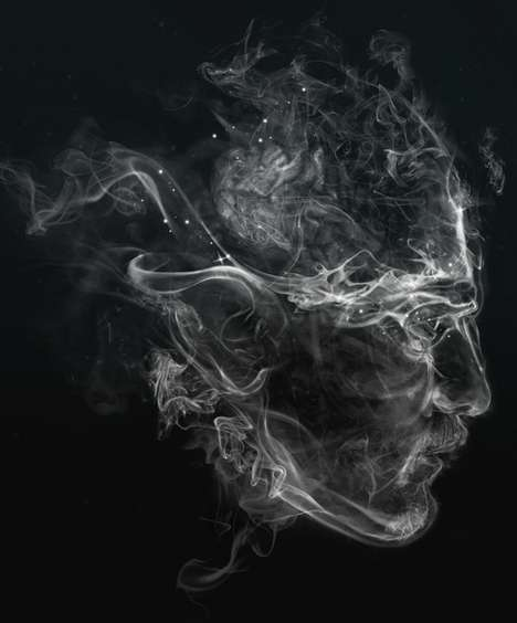 Smoky Silhouettes - Sam Moshaver Captures the Ultimate Smoke Ring