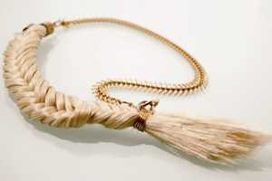 Grau Wal Plaited Hair Jewelry is Brilliant