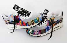 Pop Art Sneakers