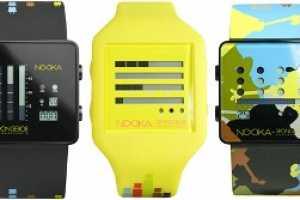SpongeBob Nooka Watch Celebrates 10th Anniversary