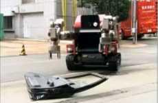 Life-Saving Robots