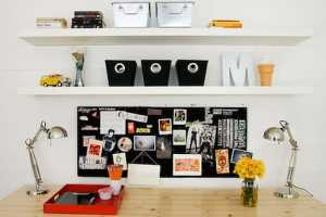Home Office Design for the Youngest Members of the Family