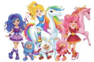 Hallmark Rainbow Brite Makeover Sexes Up a Saturday Morning Classic