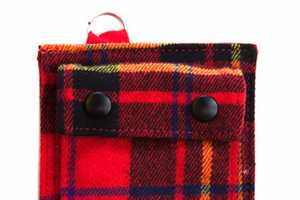 Plaid Billfold Stands Out in New Head Porter Lesson Collection