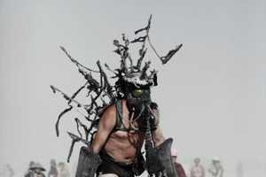 Hector Santizo Captures the Desolate at Burning Man 2009