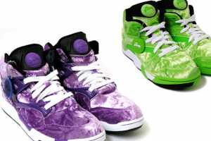 Reebok and Atmos Join Heads to Create Court Victory Pumps
